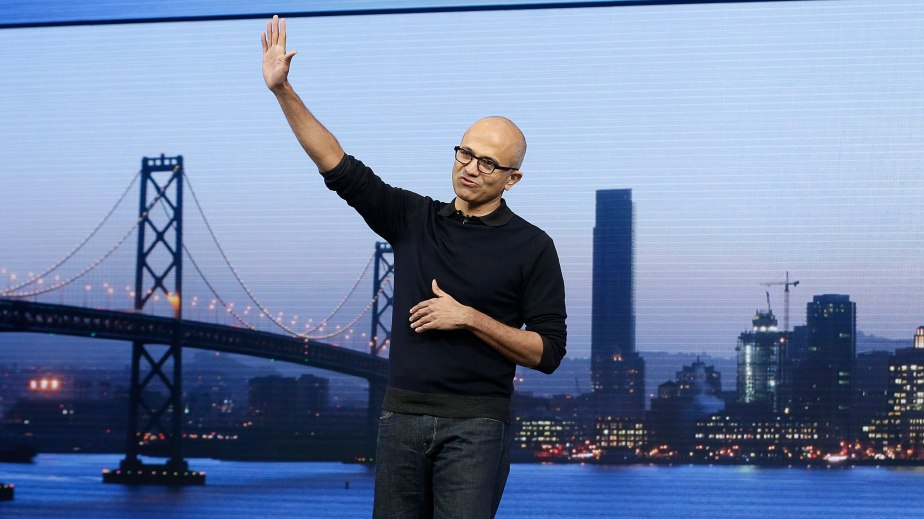 Microsoft has a new plan to capitalize on Apple and Google's success