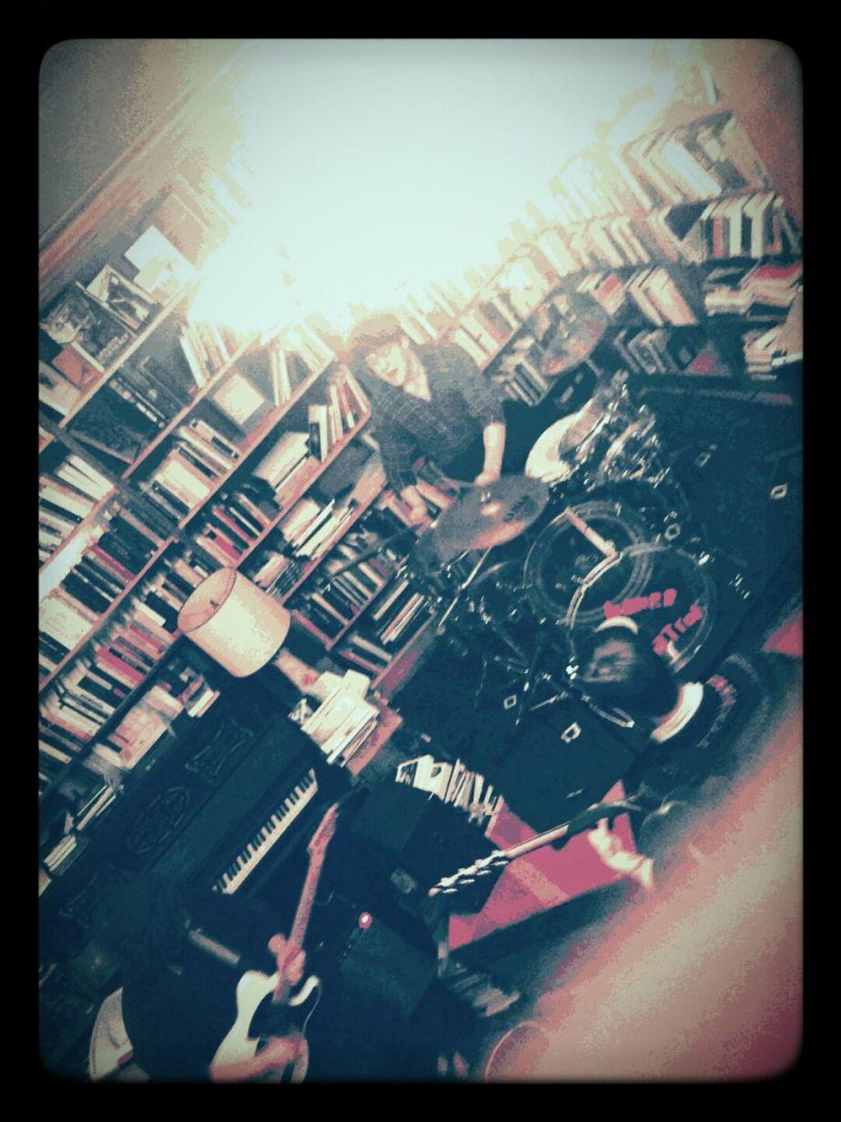 Boner Patrol @ Mother Foucault's Bookstore